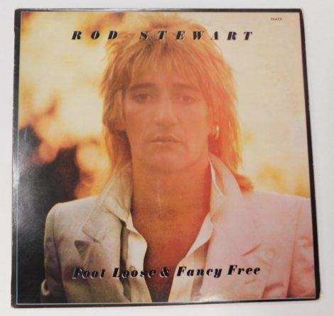 Rod Stewart - Foot Loose & Fancy Free LP (VG+/VG+) YUG.