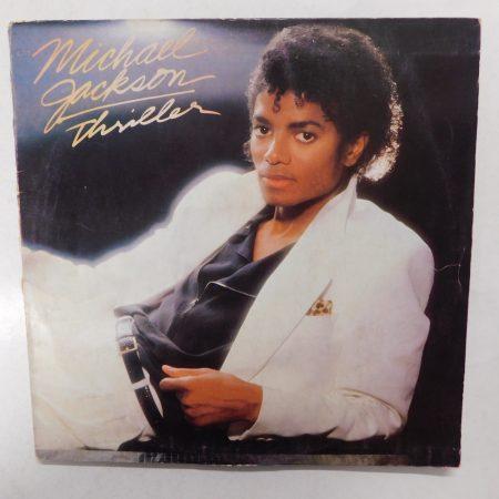 Michael Jackson - Thriller LP (VG+/VG+) IND.
