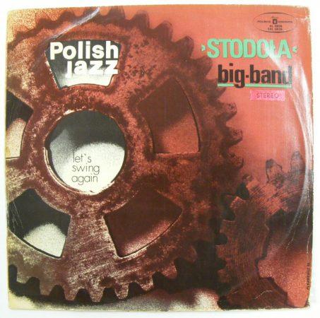 Polish JAzz Vol. 28. Stodola Big Band LP (EX/VG+) POL