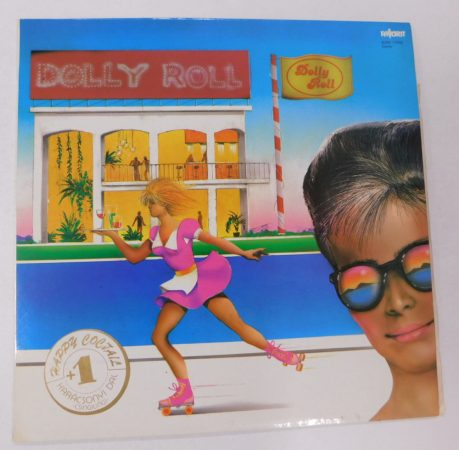 Dolly Roll - Dolly Roll LP (VG+/VG+)