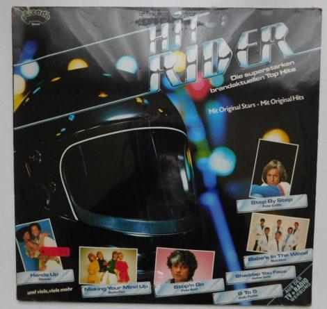 V/A - Hit Rider - Die Superstaren Brandaktuellen Top Hits LP (M/M) GER