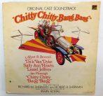 Richard M. Sherman, Robert B. Sherman - Chitty Chitty Bang Bang LP (G/G+) ENG 1968.