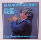 Maurice André - Liszt Ferenc Kamarazenekar/Bellini,Telemann,Vivaldi LP (EX/EX)HUN.