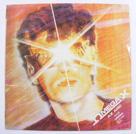Omega X - Az arc LP (VG+/VG+)