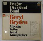 Prague Dixieland Band & Friends: Beryl Bryden LP(EX/VG+)CZE.