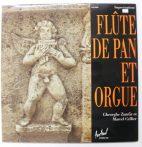 Gheorghe Zamfir - Marcel Collier: Flúte de Pan et Orgue LP (VG+/VG+) FR