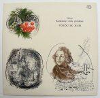 Dickens: Karácsonyi ének prózában / Törőcsik Mari LP (EX/EX) HUN