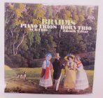 Brahms, Suk Trio, Tylsar - Johannes Brahms Piano Trios, Horn Trios 2xLP (NM/EX) CZE