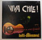 Inti Illimani - Viva Chile! LP (VG+/VG+) HUN