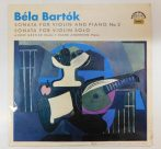 Béla Bartók - Sonata For Violin And Piano No.2 LP (VG+/VG+) CZE.