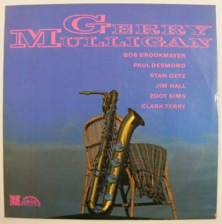 Gerry Mulligan: Felicitas LP (NM/EX) CZE