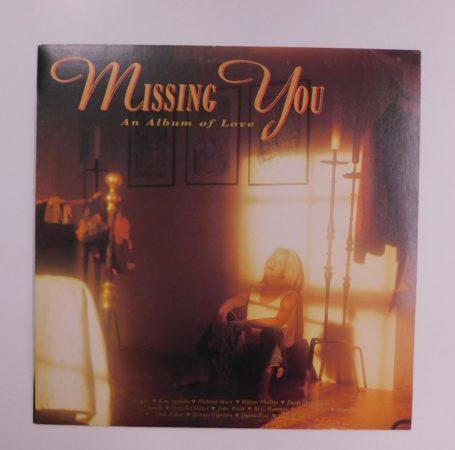 V/A - Missing You (An Album Of Love) LP (NM/VG) HUN., 1991