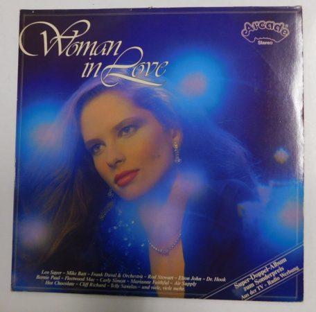 Woman In Love 2LP (VG+/VG) GER