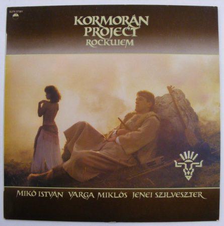 Kormorán Project: Rockuiem LP (VG+/VG+) Varga Miklós Mikó István