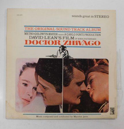 Doctor Zhivago (Original Sound Track Album) LP (EX/VG) USA.