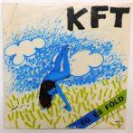 KFT - Ég És Föld LP (VG+/VG)
