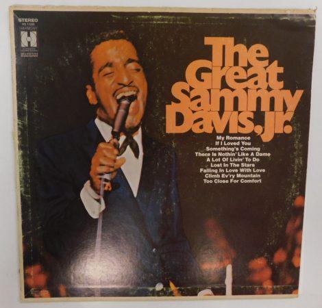 Sammy Davis Jr. - The Great Sammy Davis, Jr. LP (VG/G) USA