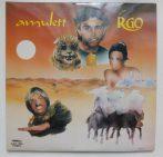 R-GO - Amulett LP (VG+/VG+) HUN