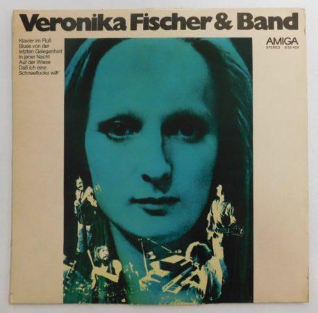 Veronika Fischer and Band - Veronika Fischer and Band LP (VG+/VG) GER