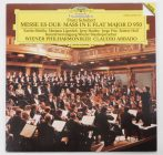 Schubert - Messe Es-Dur LP (EX/EX) GER. +inzert