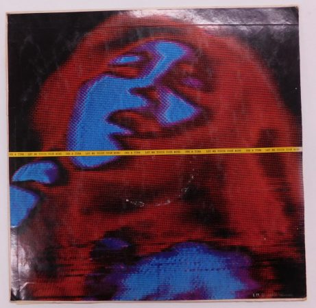 Ike & Tina - Let Me Touch Your Mind LP (VG+/G) IND.
