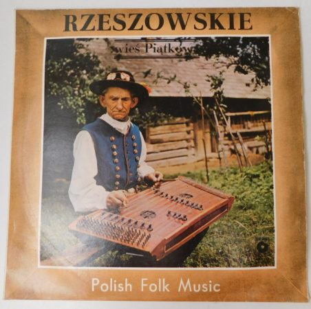 The Sowa Family Band - Rzeszowskie - Polish Folk Music 2LP (VG+/VG) POL