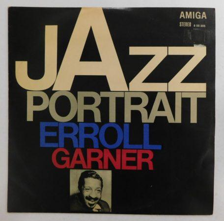 Erroll Garner - Jazz Portrait Erroll Garner LP (EX/VG+) GER