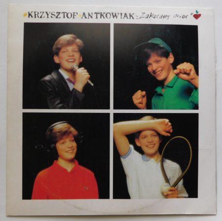 Krzysztof Antkowiak - Zakazany Owoc LP (EX/VG+) POL