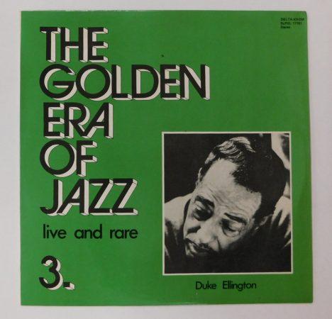 The Golden Era Of Jazz 3. - Duke Ellington LP (VG+/VG+) HUN.