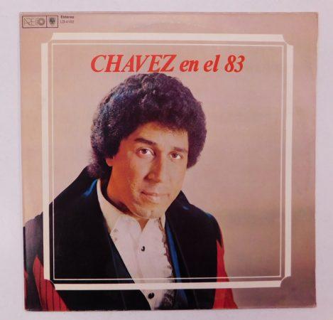 Miguel Chávez Y Su Grupo - Chavez En El 83 LP (EX/VG+) CUBA