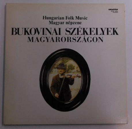 Bukovinai Székelyek Magyarországon LP + Inzert (NM/VG+)