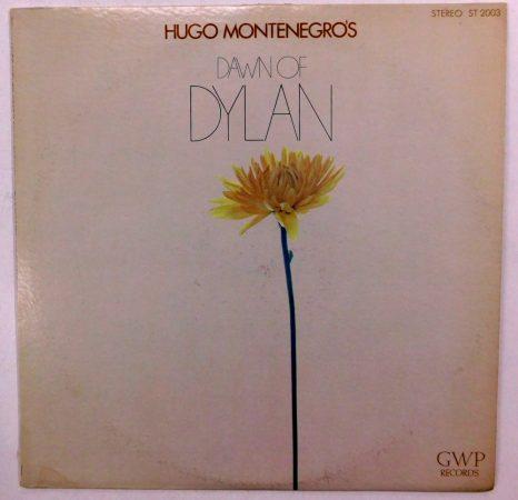 Hugo Montenegro - Hugo Montenegro's Dawn Of Dylan LP (VG+/VG+) USA.