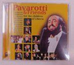 Pavarotti and Friends - Pavarotti amd Friends For The Children Of Liberia CD (NM/EX)