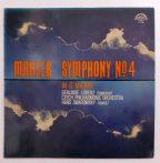 Mahler, G. Lorenz, Czech Philharmonic Orchestra, H. Swarowsky - Symphony No. 4 In G Major LP (EX/VG+) CZE