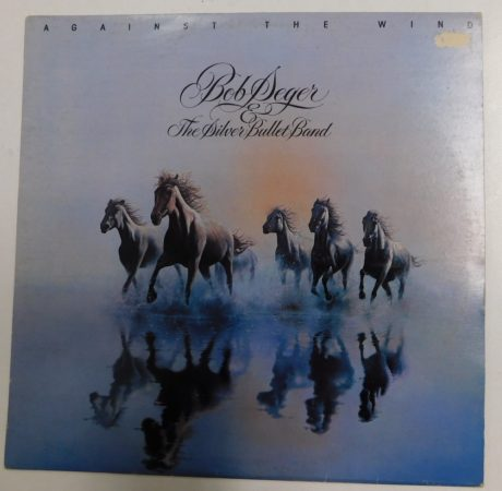 Bob Seger - Against the Wind LP (VG+/VG) JUG