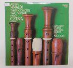 Vivaldi - Three Concerti Two Sonatas LP (EX/VG) +inzert