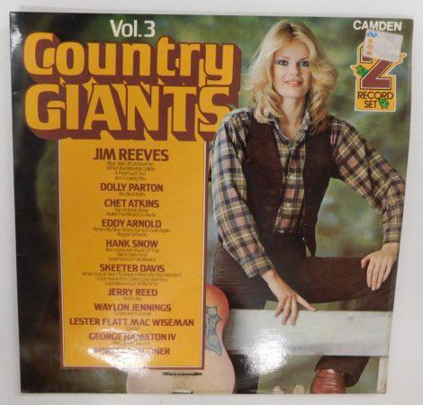 V/A - Country Giants Vol.3 2xLP (EX/VG+) UK