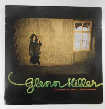 Glenn Miller - Plesni Orkester RTV Ljubljana LP(EX/VG)YUG.
