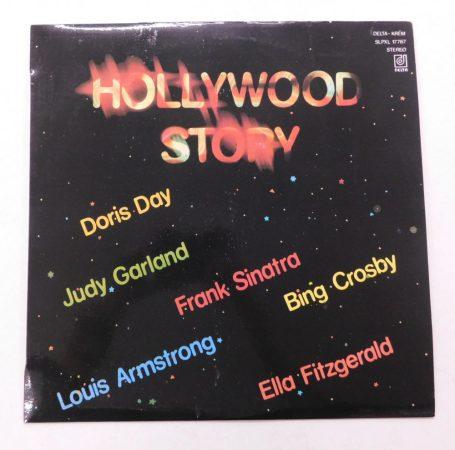 V/A - Hollywood Story LP (NM/VG+) HUN.