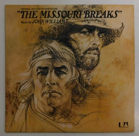 John Williams - The Missouri Breaks LP (EX/VG+) UK