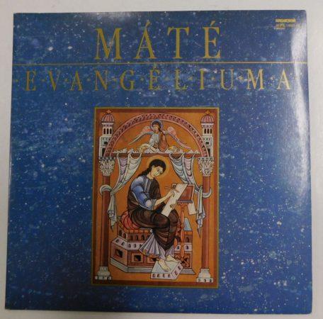 Biblia - Máté Evangéliuma 2xLP (VG+/VG+)