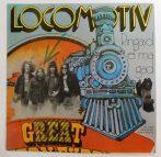 Locomotiv GT - Ringasd El Magad LP (EX/EX)