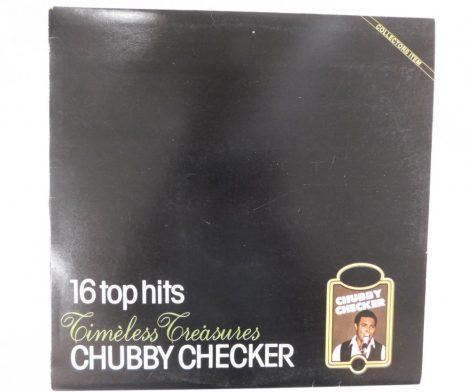 Chubby Checker - 16 Top Hits LP (NM/VG) YUG.
