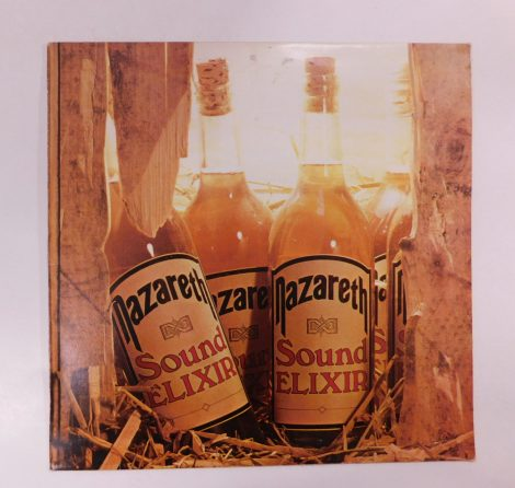 Nazareth - Sound Elixir LP (EX/VG+) YUG.