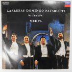 Carreras, Domingo, Pavarotti, Mehta - In Concert LP (NM/VG) HUN