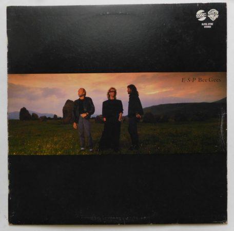 Bee Gees - E.S.P. LP (VG+/VG) HUN