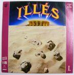 Illés - Népstadion, 1990. koncert LP (VG+/VG+)