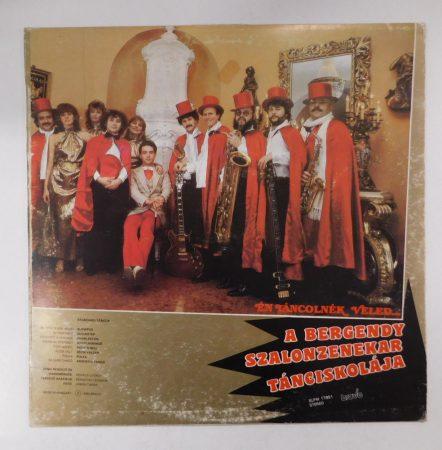 Bergendy Szalonzenekar - Én Táncolnék Veled LP + inzert (VG+/VG)