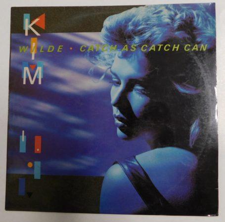 Kim Wilde - Catch as Catch Can LP (EX/VG+) IND
