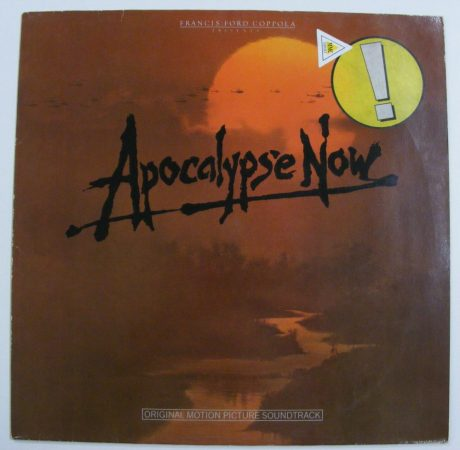Apocalypse Now Original Motion Picture Soundtrack LP (VG+/VG+) NSZK